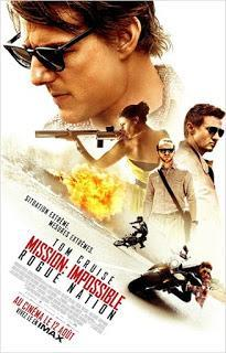 Cinéma Mission: Impossible Rogue Nation / Absolutely Anything