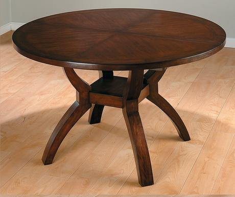 Round Formal Dining Room Table