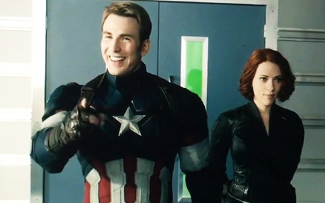 MOVIE | Avengers 2 : Le bêtisier dévoilé !