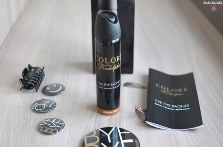 ( Bye Bye Racines ) Le spray colorant éphémère : véritable révolution ou produit bidon ?