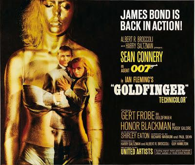 Goldfinger - Guy Hamilton (1964)
