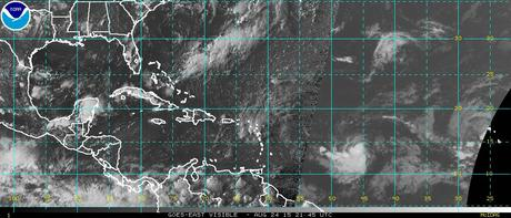 A trough of low pressure : c'est la fin de Danny !