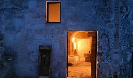 EXH685_EXH685 Saddi di Matera Evening view into room5_A