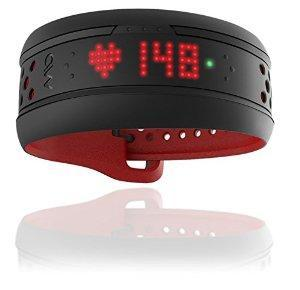 The Mio Fuse heart rate sport watch offers accurate, continuous heart rate monitoring at performance levels - without a chest strap. Wear it like a watch, and take advantage of the integrated heart rate monitor and activity tracker. Track your very e...