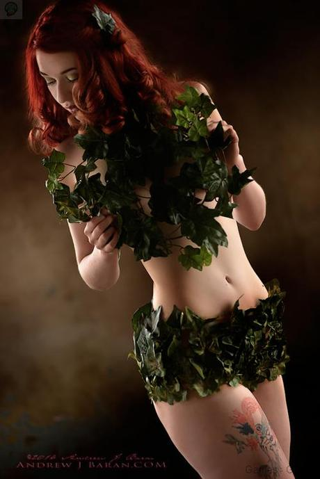 Cosplay – Poison Ivy #89