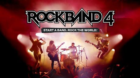Rock Band 4 disponible en précommande