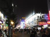 Voyage Pékin Jour Arrivée Chine Night Market Donghuamen