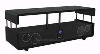 Pour un plus grand confort, SoundVision lance un meuble TV audio ajustable