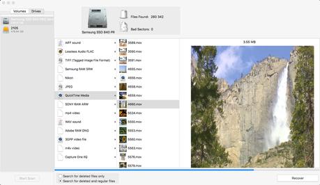 Camera Salvage Pro met à l'abri vos photos numériques