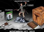 version collector Rise Tomb Raider