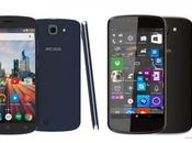 Archos dévoile trois smartphones sous Android Windows