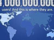 Facebook: barre milliard d'utilisateurs connectés journée franchie!