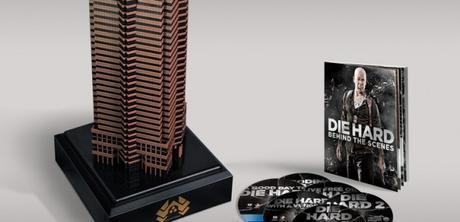 Le collector intégrale de Die Hard en France