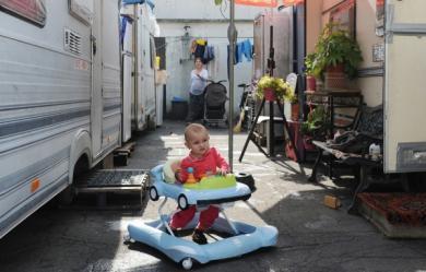 LES PARCOURS D'INSERTION DES POPULATIONS ROMS DE MONTREUIL MIS À L'HONNEUR DANS UN REPORTAGE SUR FRANCE 3