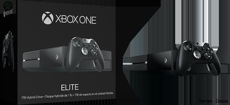 Une Xbox One Elite en approche et une manette Lunar