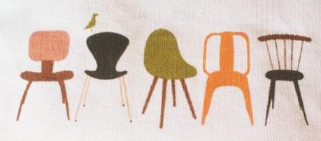 Chaise design iconique