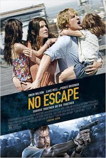 Cinéma: No Escape