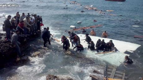 Marées de Migrants