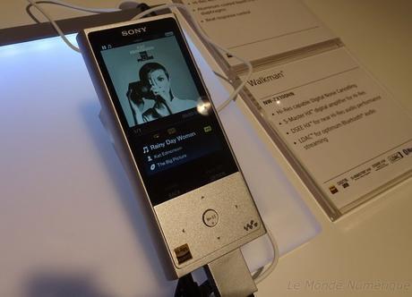 IFA 2015 : Sony dévoile une nouvelle gamme de Walkmans, d'écouteurs et de casques Hi-Res