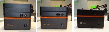 IFA 2015 : Acer renouvelle le PC avec son ordinateur modulaire Revo Build