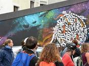 """Genève: vélo pour admirer découvrir graffitis"""""""