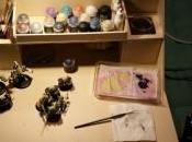établi peinture trois quart d'heure