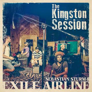 Sebastian Sturm & Exile Airline - The Kingston Session (Root Down Records)
