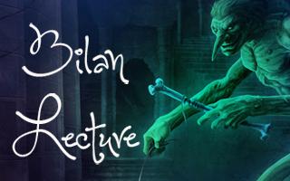 Bilan Lecture - Août 2015
