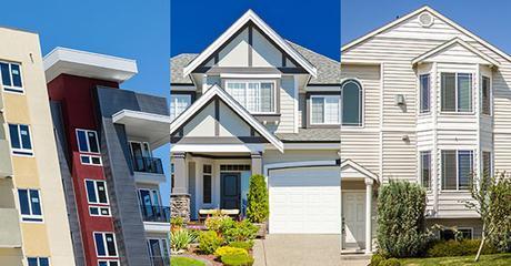 T'es plutôt condo ou maison ?