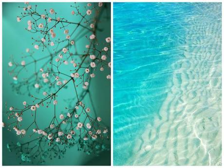 Les vertus du turquoise
