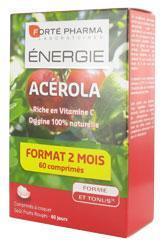 FORTÉ PHARMA - ENERGIE - ACÉROLA - 60 COMPRIMÉS