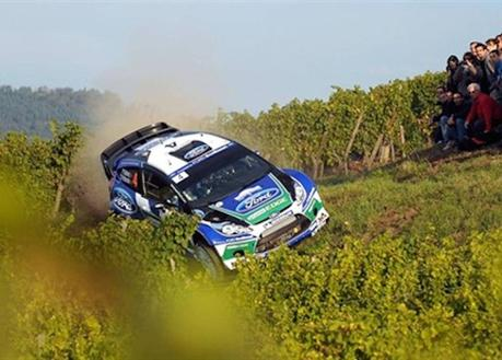 Top 5 des crashes les plus impressionnants en rallye WRC