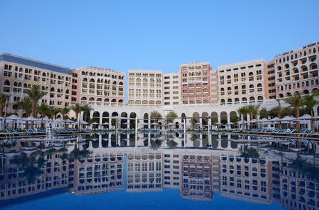 The Ritz-Carlton Abu Dhabi, Grand Canal Swimming Pool