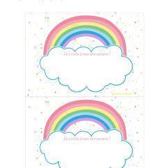 Les 4 ans de Liloute : Prépas en mode Rainbow !