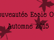 Nouvelles collections Essie automne 2015