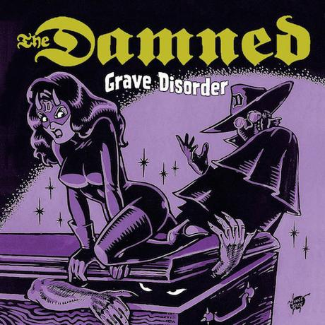 The Damned #9-Grave Disorder-2001