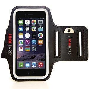 Courir plus vite, s'entraîner plus dur et de garder votre iPhone 6 SÛR!  Haute qualité iPhone 6 brassard avec toutes les fonctionnalités et un ajustement sûr et sécurisé.  Il est important de garder votre téléphone en toute sécurité lors de l'exercic...