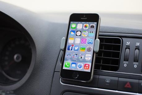 iPhone-voiture
