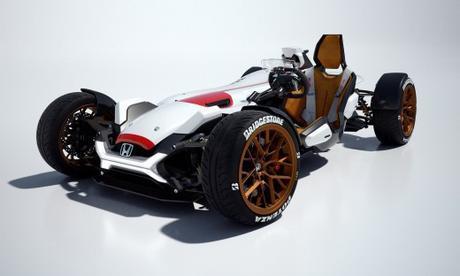 Honda 2 & 4
