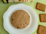 cookie hyperprotéiné speculoos avec yaourt soja psyllium (diététique, sans oeuf beurre riche fibres)