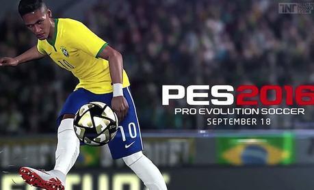 Focus sur Pro Evolution Soccer 2016