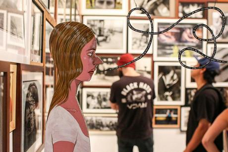 ED TEMPLETON – COMMON SIDE EFFECTS – HUNTINGTON BEACH – OPENING