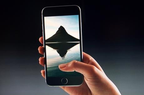 iPhone 6S: Live Photos et vos vos clichés s'animent