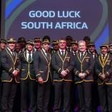 Retour sur les «Welcome Ceremony» de la Coupe du monde de rugby