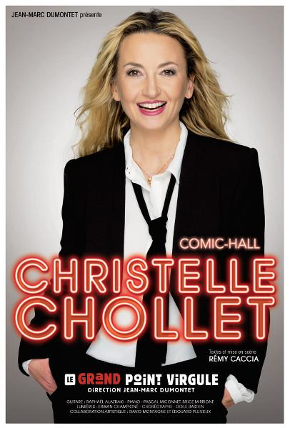 chollet-comic-hall-affiche