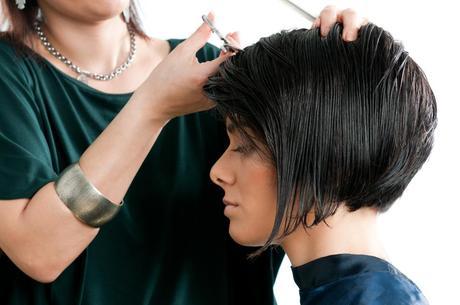 coiffure courte femme les plus belles coiffures pour l. Black Bedroom Furniture Sets. Home Design Ideas