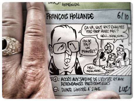 437ème semaine politique: le jour où François Hollande est devenu