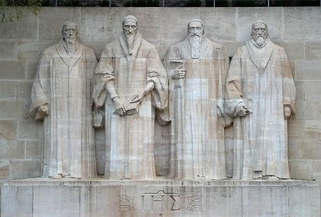 1909 monument international de la reformation geneve