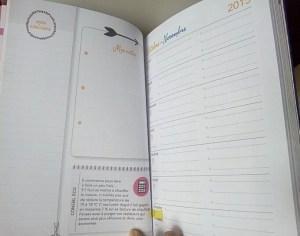 Mon agenda familial pour une année bien organisée