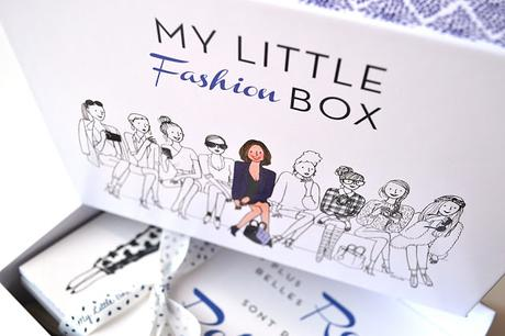 [Box] My Little Fashion Box - Septembre 2015